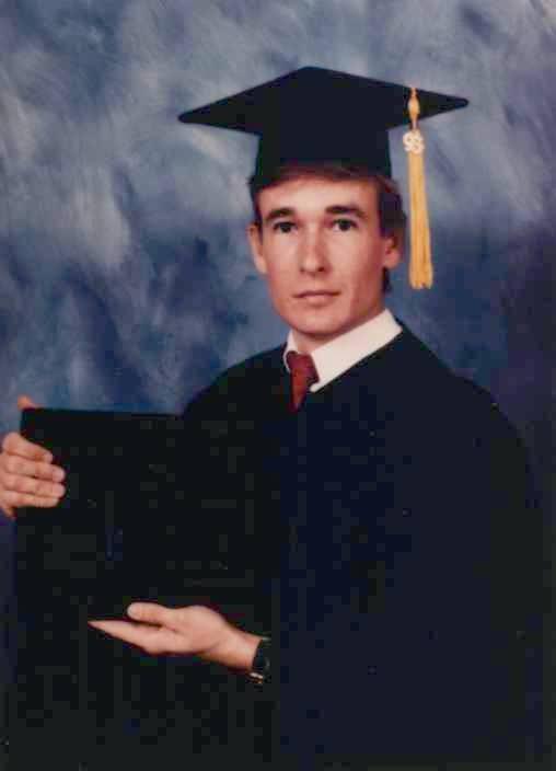 Steve G. Jones Graduation