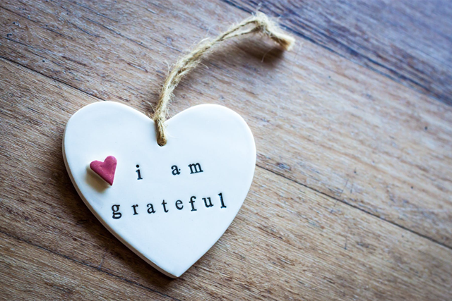 Improve Body Confidence: Practice Gratitude