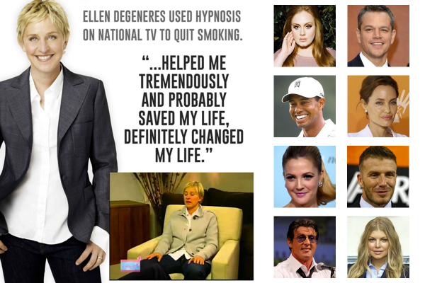 A-List Celebrities Who Have Used Hypnosis
