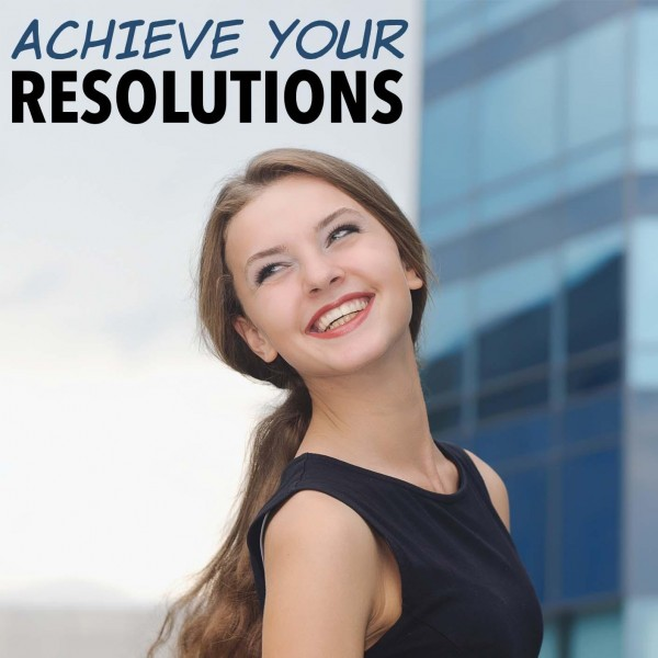 Achieve Your Resolutions Hypnosis