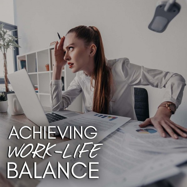 Achieving Work-Life Balance Hypnosis
