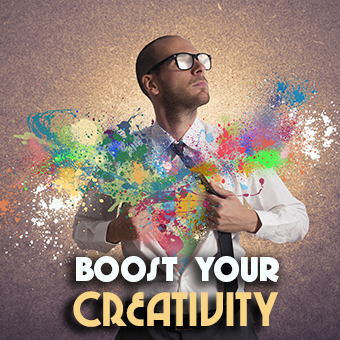 Boost Your Creativity Hypnosis