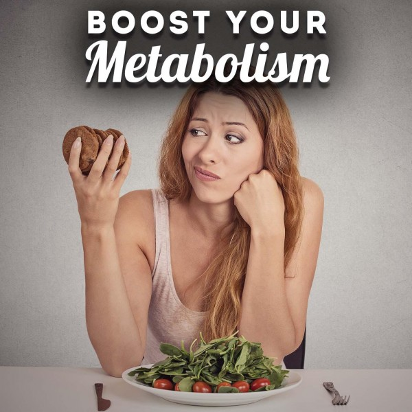 Boost Your Metabolism Hypnosis