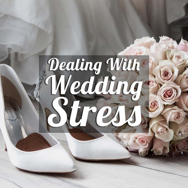 Dealing With Wedding Stress Hypnosis