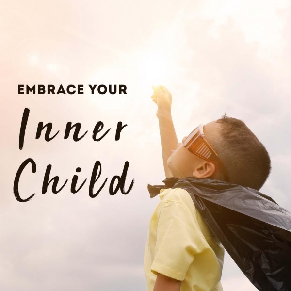 Embrace Your Inner Child Hypnosis