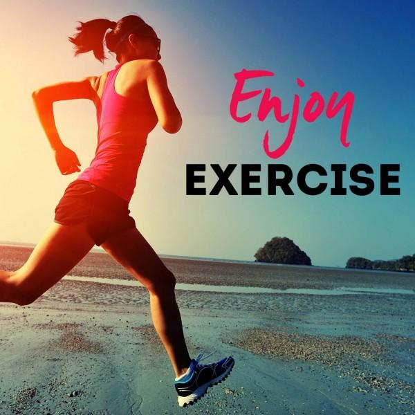 Enjoy Exercise Hypnosis