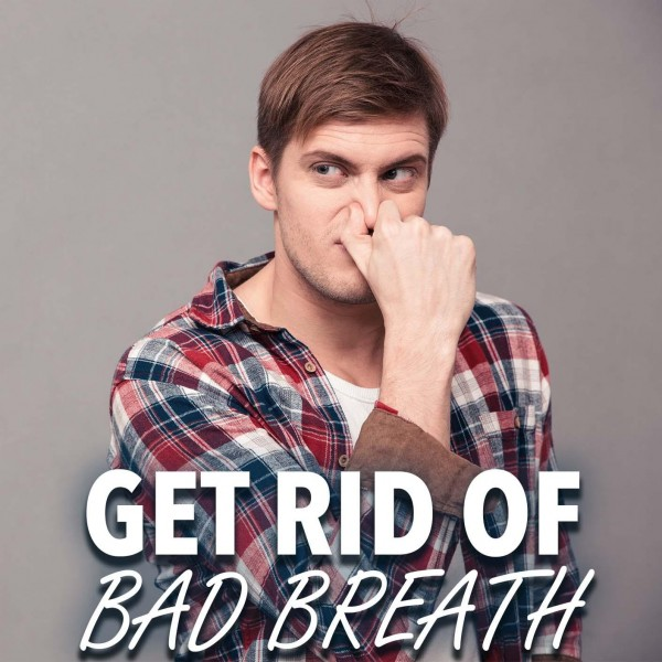 Get Rid Of Bad Breath Hypnosis