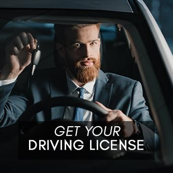 Get Your Driving License Hypnosis