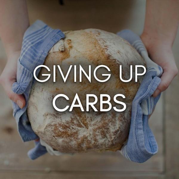 Giving Up Carbs Hypnosis