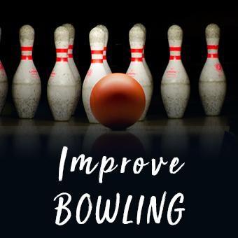 Improve Bowling Hypnosis