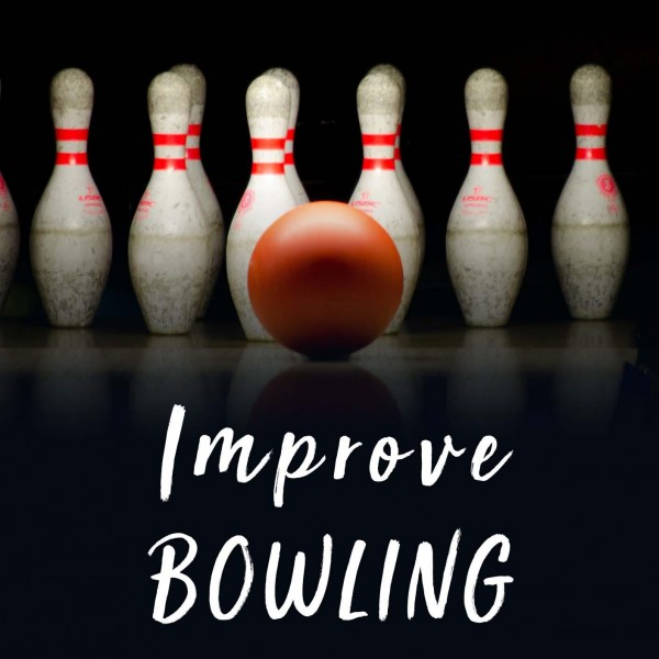 Improve Bowling Hypnosis