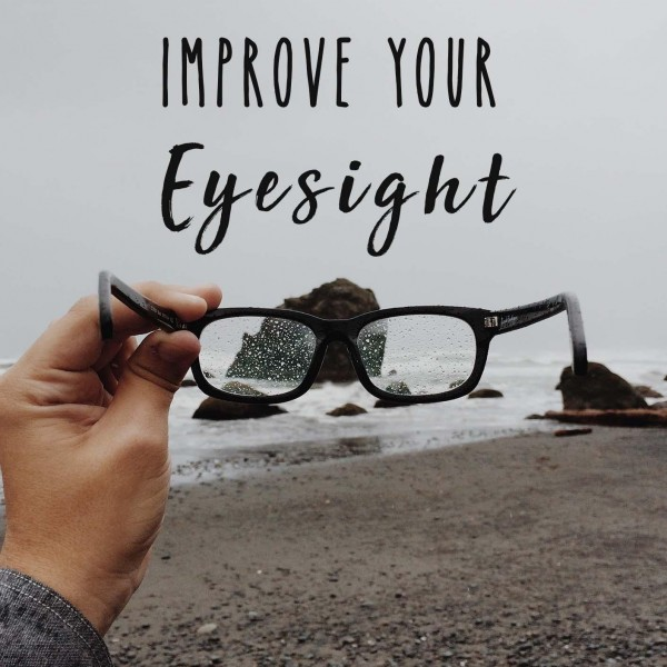 Improve Your Eyesight Hypnosis