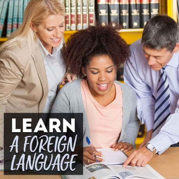 Learn A Foreign Language Hypnosis