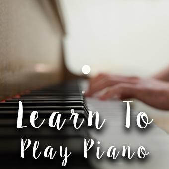 Learn To Play Piano Hypnosis
