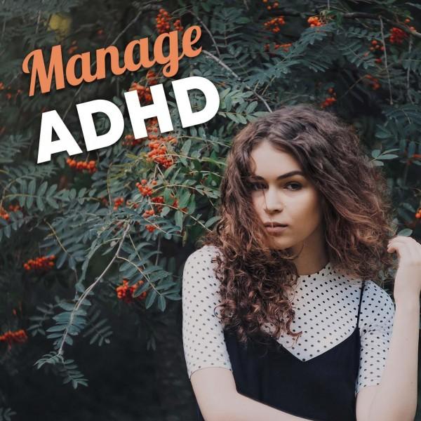 Manage ADHD Hypnosis
