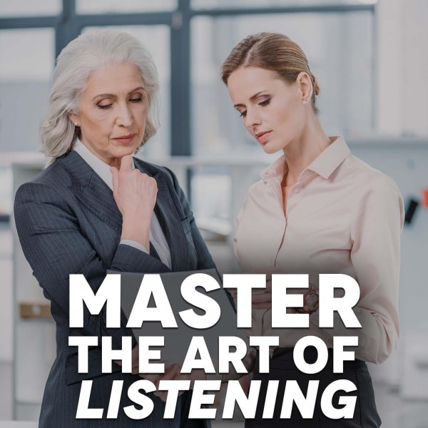 Master The Art Of Listening Hypnosis