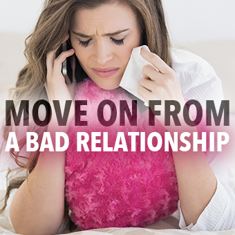 Get Over A Bad Relationship Hypnosis