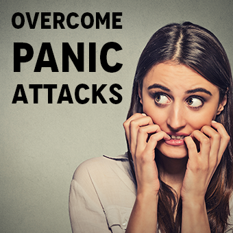 Overcome Panic Attacks Hypnosis
