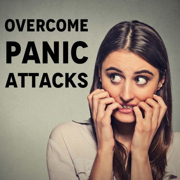 Overcome Panic Attacks Hypnosis