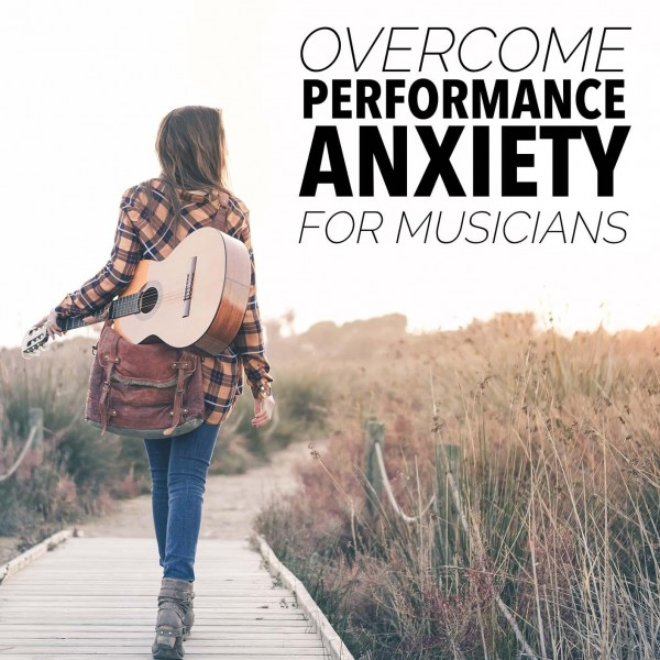 Overcome Performance Anxiety For Musicians Hypnosis