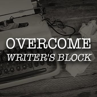 Overcome Writer's Block Hypnosis