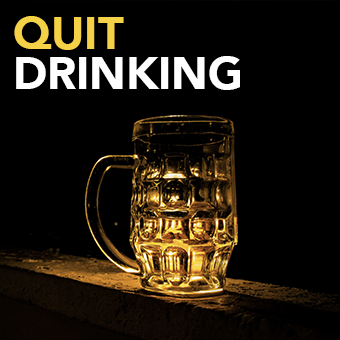 Quit Drinking Hypnosis