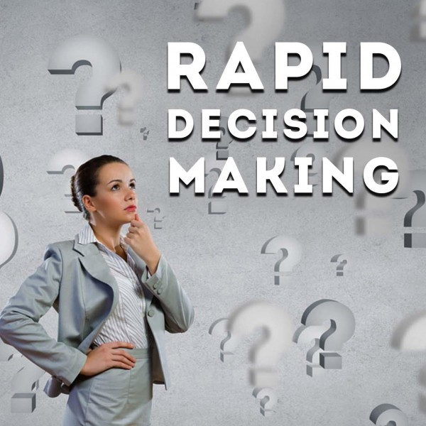 Rapid Decision Making Hypnosis