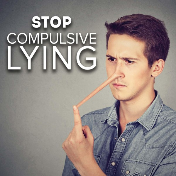 Stop Compulsive Lying Hypnosis