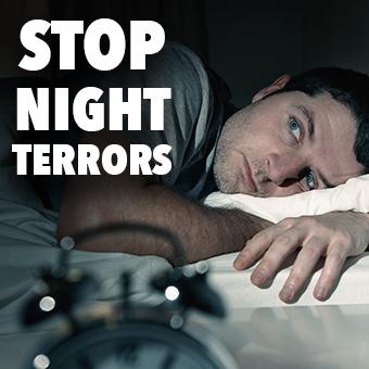 Stop Night Terrors Hypnosis