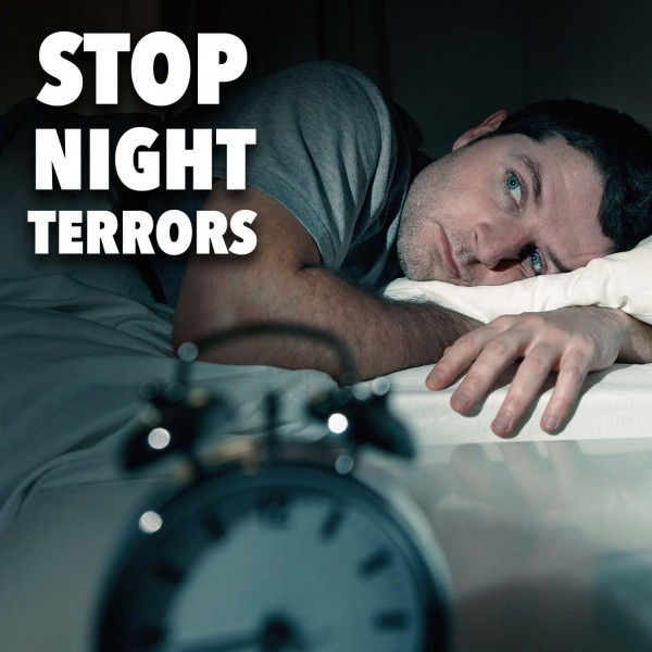 Stop Night Terrors Hypnosis