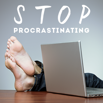 Stop Procrastinating Hypnosis