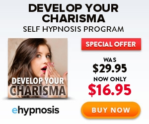 Develop Your Charisma Hypnosis