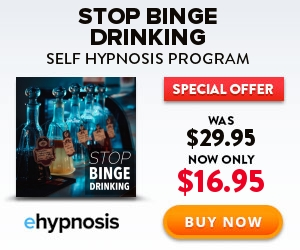 Stop Binge Drinking Hypnosis