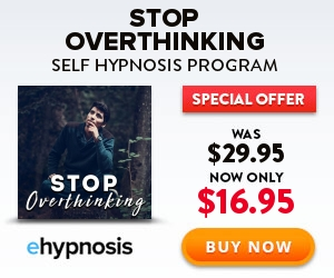 Stop Overthinking Hypnosis